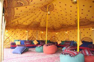 Interior Tent