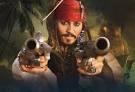 Jack Sparrow Guns