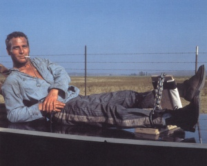 Cool Hand Luke Chained