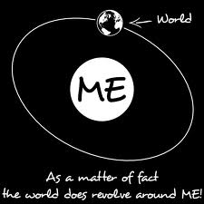 World Revolves Around Me