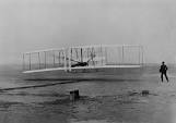 Wright Brothers' First Airplane