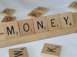 Money Scrabble Tiles