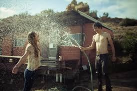 Water Hosed